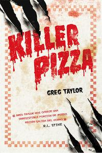 KILLER PIZZA: portada