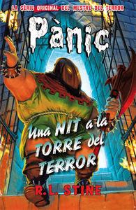 Pánic 5: Una nit a la torre del terror: portada