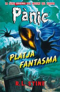 Pánic 8: Platja Fantasma: portada