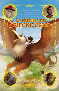 La búsqueda del Grifonicornio: portada
