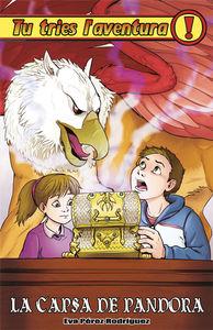 La capsa de Pandora: portada