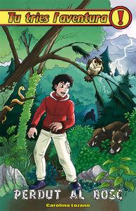Perdut al bosc: portada