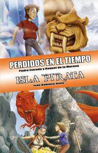 Perdidos en el tiempo e Isla Pirata: portada