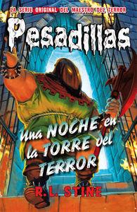 Pesadillas 5:Una noche en la torre del terror: portada