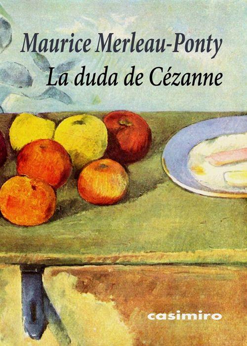 La duda de Cézanne 2ªED: portada