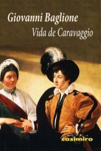 Vida de Caravaggio: portada