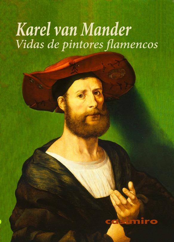 Vidas de pintores flamencos: portada