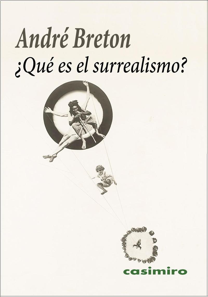 ¿Qué es el surrealismo? 3ª ED: portada