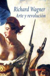 Arte y revoluci�n 2�ED: portada
