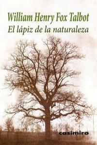 El lápiz de la naturaleza 2ªED: portada