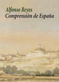 Comprensión de España: portada