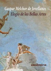 Elogio de las Bellas Artes: portada