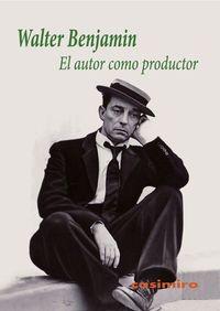 El autor como productor 2ªED: portada