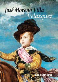 Velázquez: portada