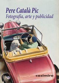 Fotograf�a, arte y publicidad: portada