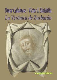 La Verónica de Zurbarán: portada