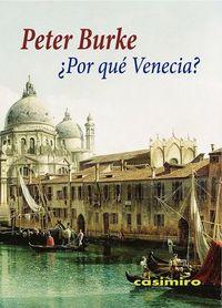 ¿Por qué Venecia?: portada