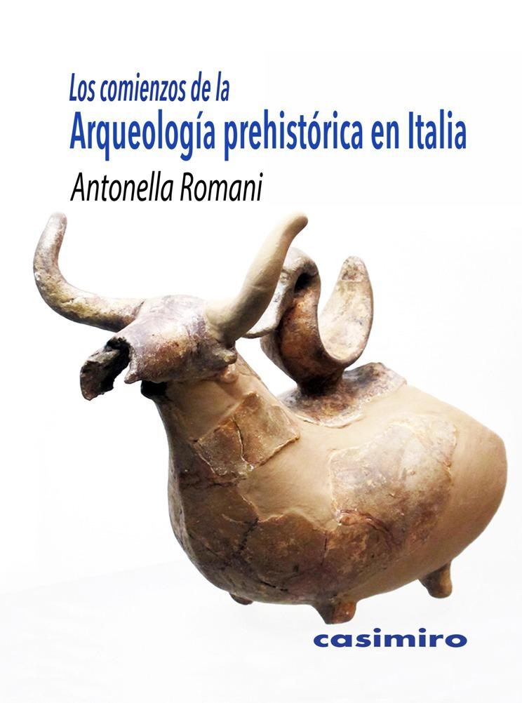 Los comienzos de la Arqueología prehistórica en Italia: portada