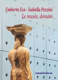 Le musée, demain: portada