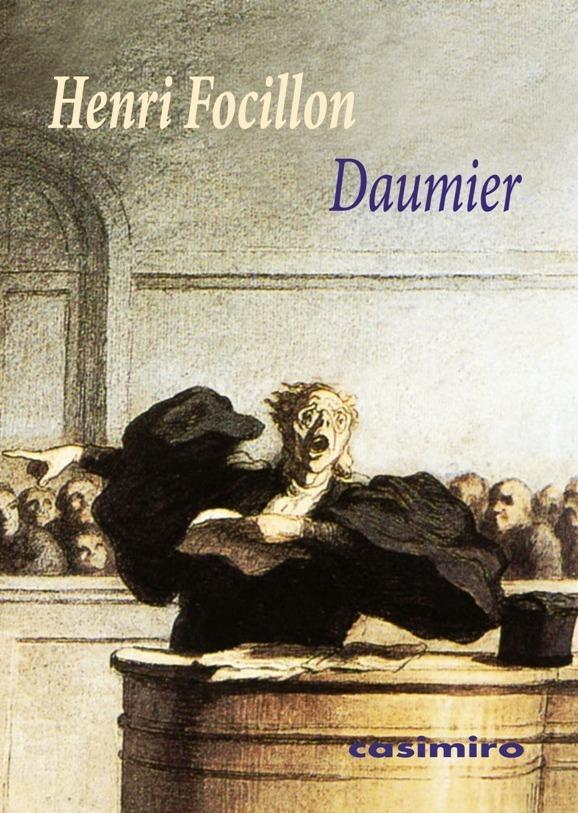 Daumier: portada