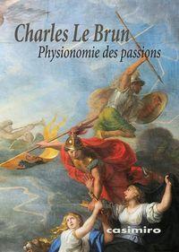 Physionomie des passions: portada