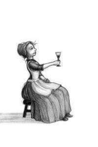 Ilustración El festín de Babette 2: portada