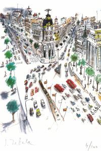 ILUSTRACION MADRID PARA NIÑOS: portada