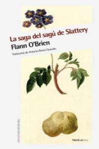 La saga del sagú de Slattery: portada
