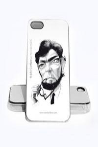 FUNDA JULIO CORTÁZAR IPHONE 4, 4S: portada