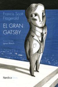 El gran Gatsby: portada