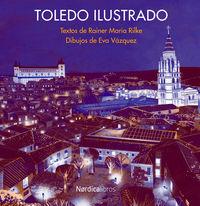 Toledo ilustrado: portada