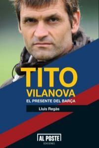 TITO VILANOVA: portada