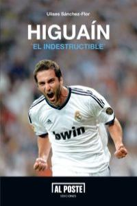 Higuaín `El indestructible´: portada