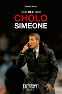 ¡Ole Ole Ole! Cholo Simeone: portada