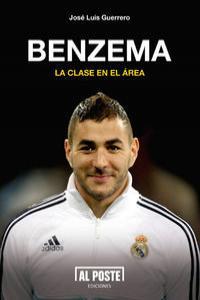 Benzema. La clase en el área: portada