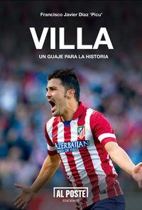 Villa. Un guaje para la historia: portada