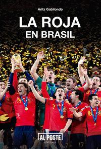 La Roja en Brasil: portada