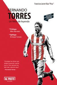 Fernando Torres. Un Niño de leyenda: portada