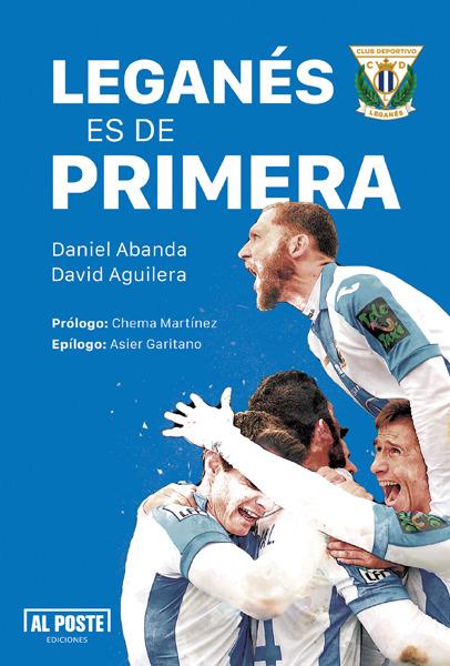 Leganés es de Primera.: portada