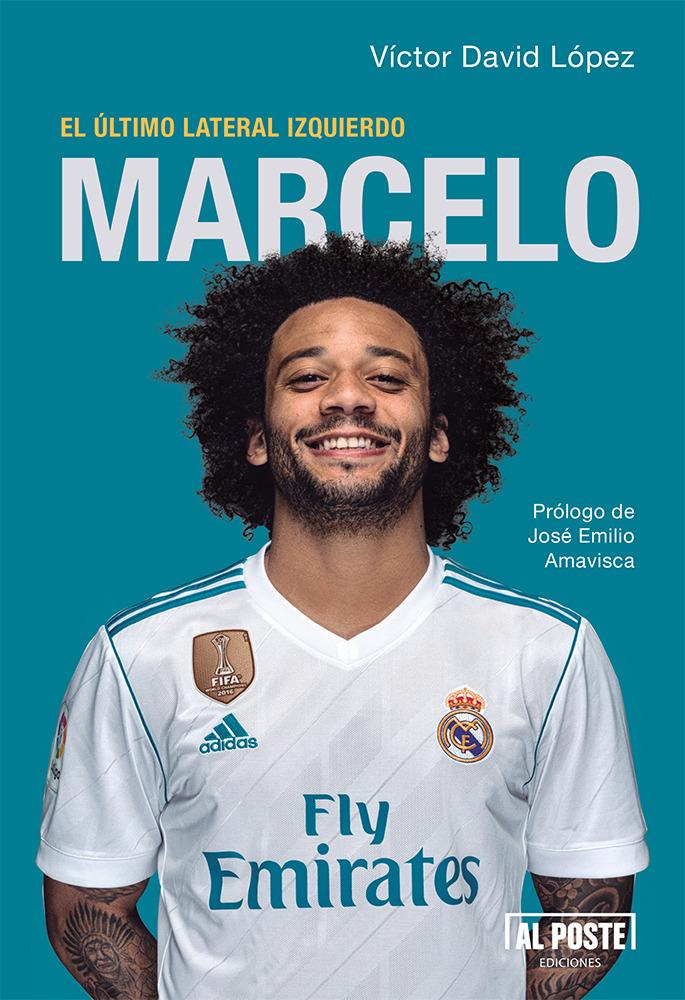 Marcelo, el último lateral izquierdo: portada