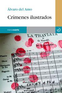 Crímenes ilustrados: portada
