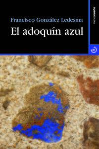 El adoquín azul: portada