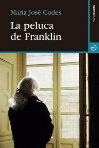 La peluca de Franklin: portada