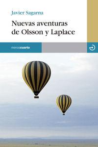 Nuevas aventuras de Olsson y Laplace: portada