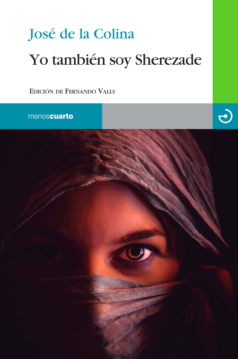 Yo también soy Sherezade: portada