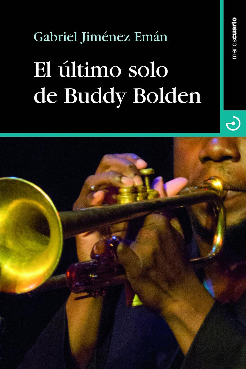 El último solo de Buddy Bolden: portada