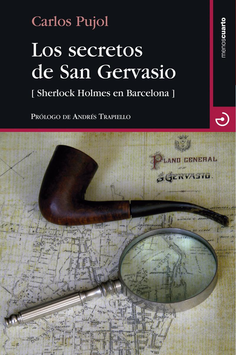 Los secretos de San Gervasio: portada