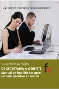 DE SECRETARIA A GERENTE.: portada