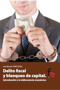 DELITO FISCAL Y BLANQUEO DE CAPITAL: INTRODUCCIÓN A LA DELIN: portada