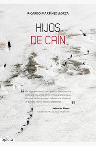 HIJOS DE CAIN: portada
